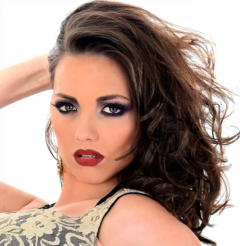 Model Kerstin