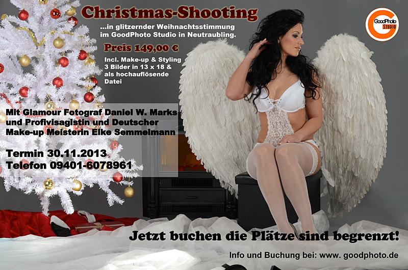 Christmas Fotoshooting