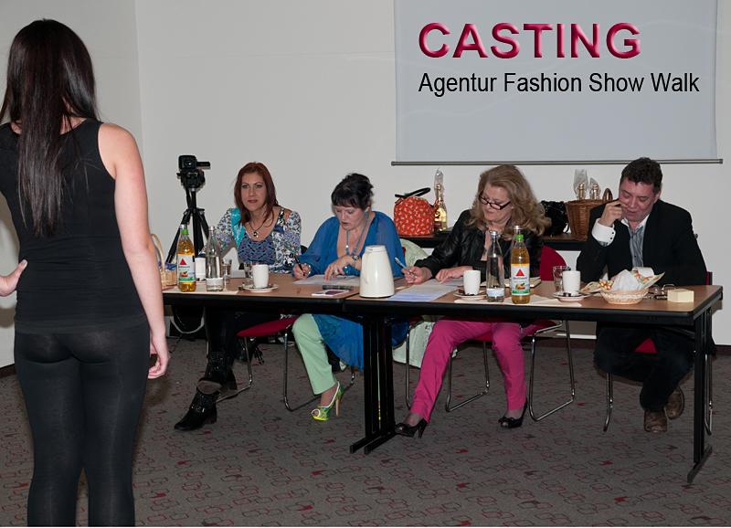 Model Casting Jury