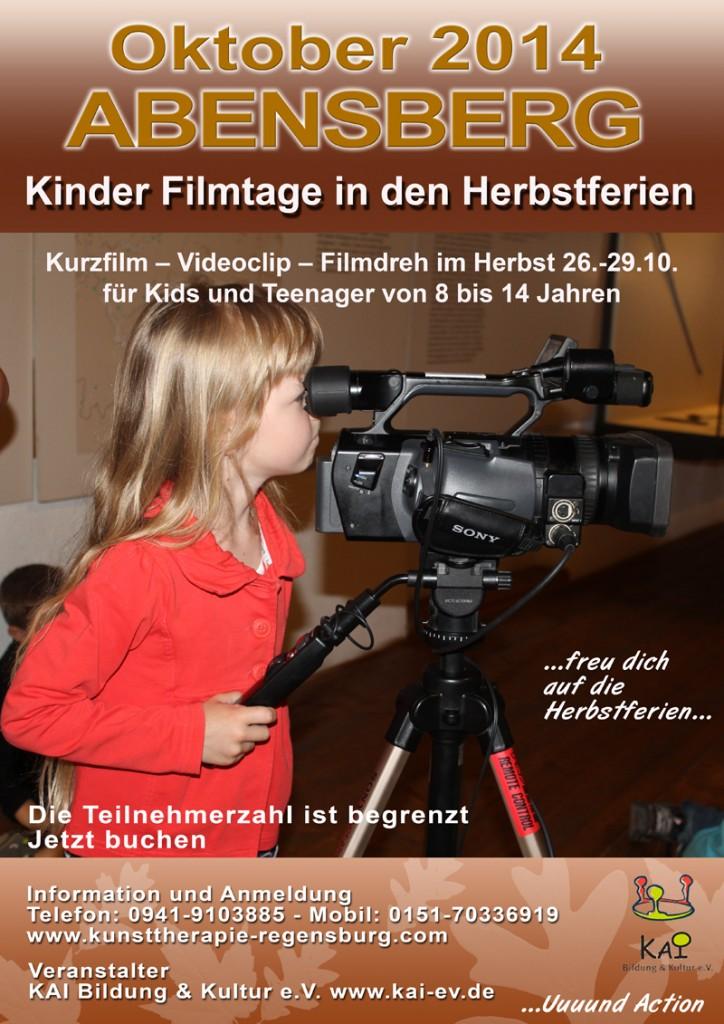 Kinder Filmtage Abensberg