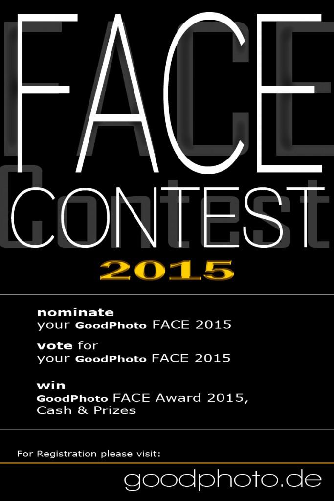 GoodPhoto Face Contest 2015