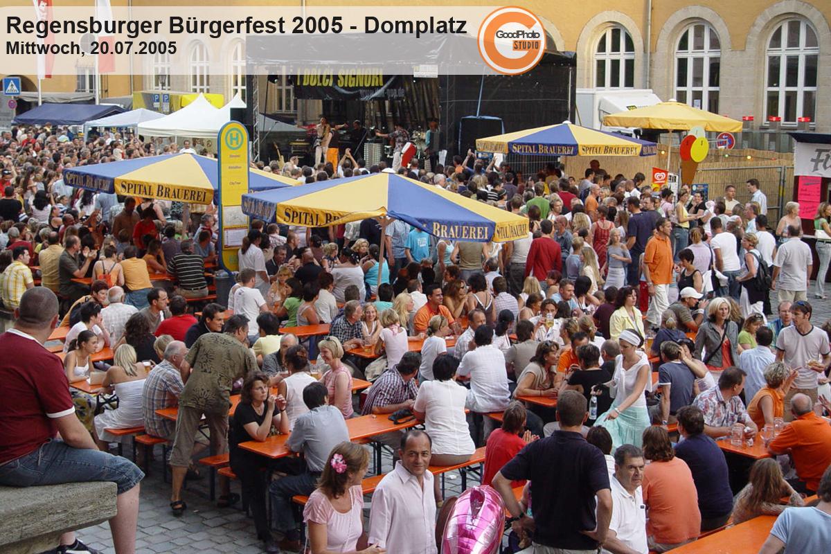 Regensburger Bürgerfest 2005