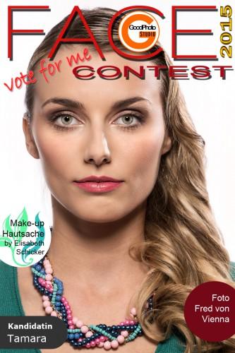 Face Contest 2015 Kandidatin Tamara