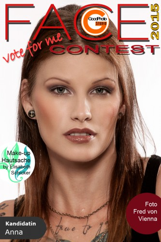 Face Contest 2015 Kandidatin Anna