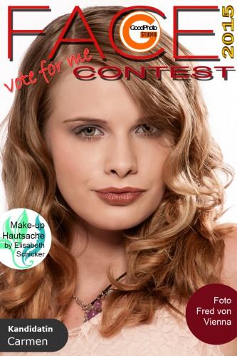Face Contest 2015 Kandidatin Carmen