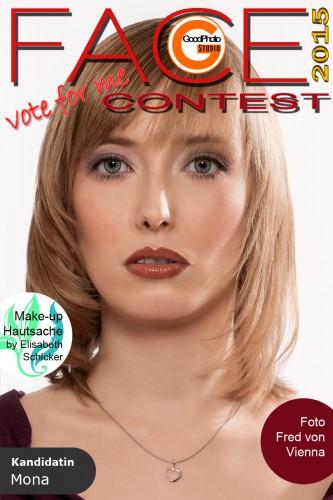Face Contest 2015 Kandidatin Mona
