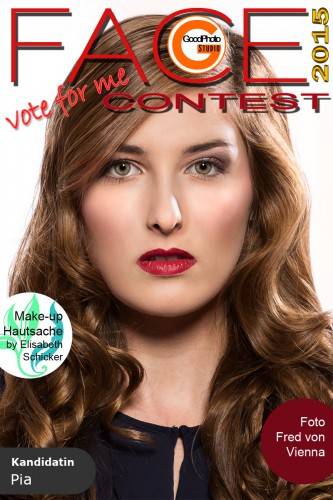 Face Contest 2015 Kandidatin Pia