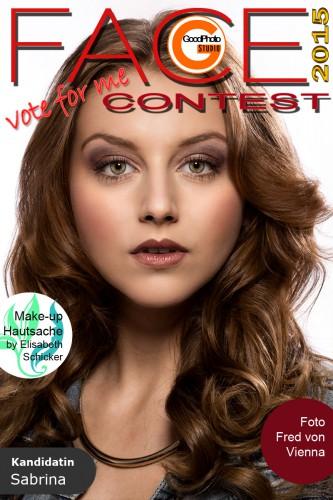 Face Contest 2015 Kandidatin Sabrina