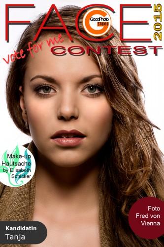 Face Contest 2015 Kandidatin Tanja