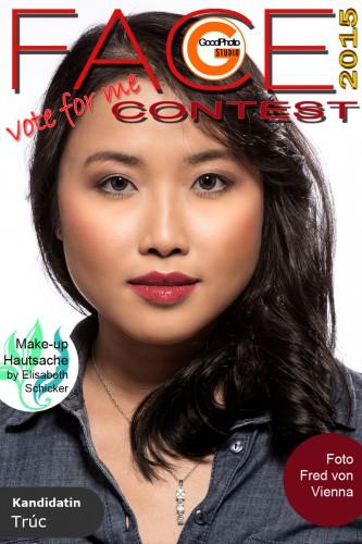 Face Contest 2015 Kandidatin Trüc