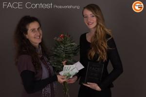 Face Contest Preisverleihung