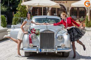 Fotoshooting für Hochzeitsmesse Making-of von Fotograf Fred Geschka