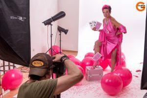 Rosa Zauberin bei GoodPhoto