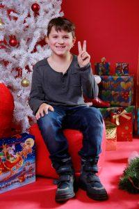Weihnachts Charity Fotoshooting Foto: Heino Klemenz