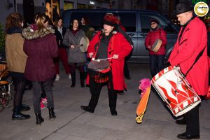 One Billion Rising Regensburg 2018