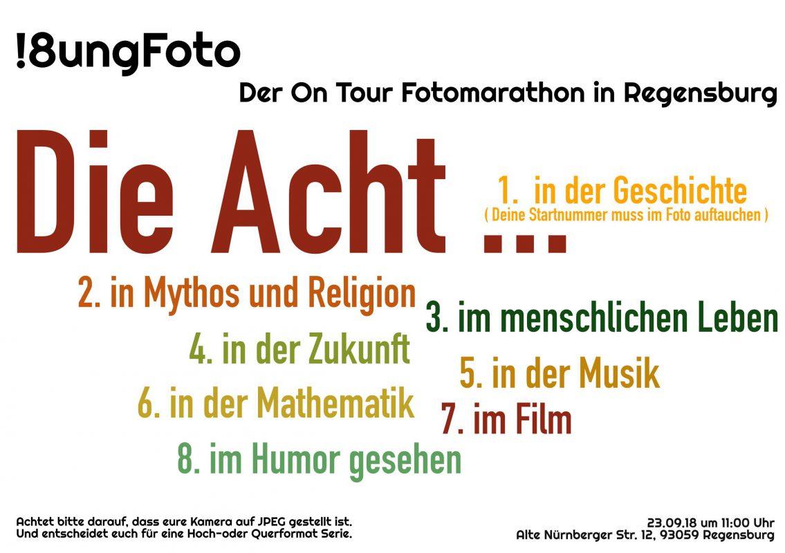 Fotomarathon Regensburg