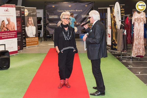Designerin Ines Wiese