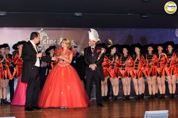 Saturnalia Faschingsball 2018/2019 Stadthalle Neutraubling