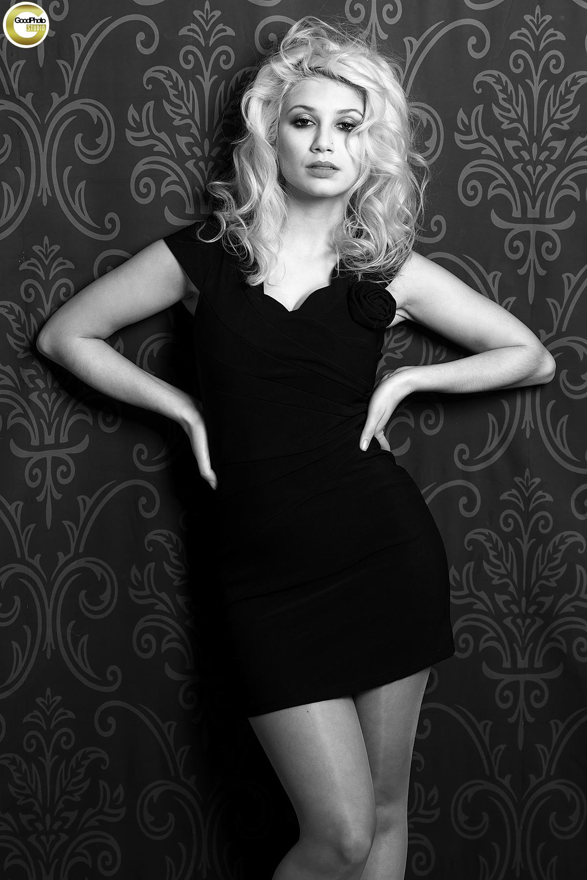 Model Kylie Kodydek