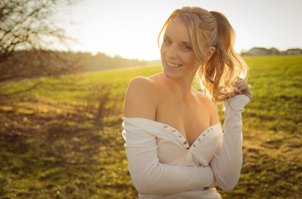 Model Kathrin Resch