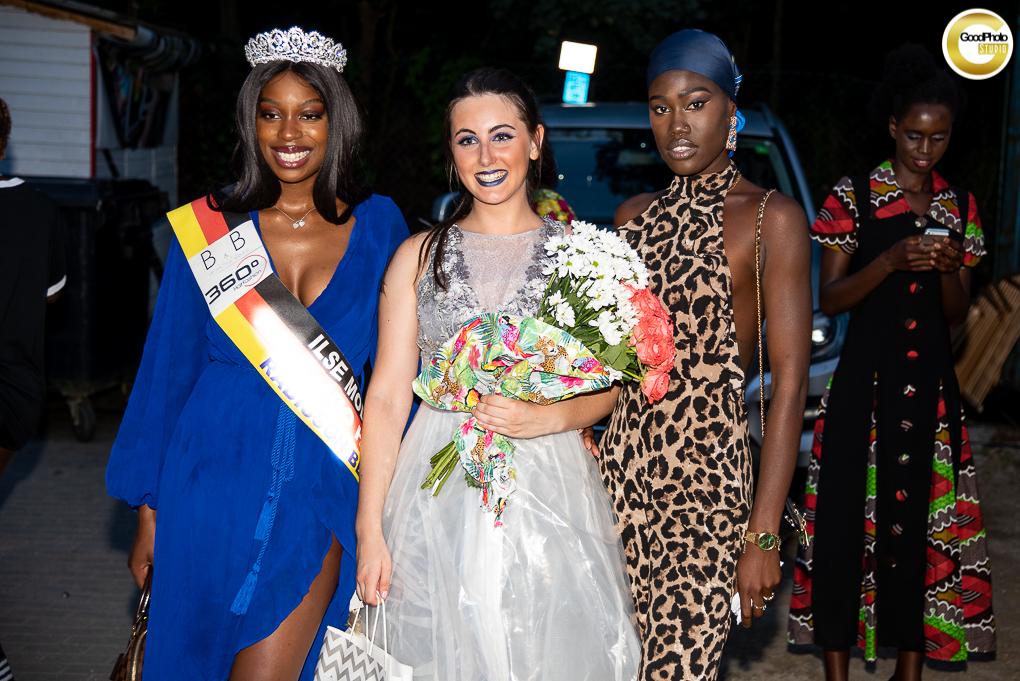 Model Aminata Sanogo