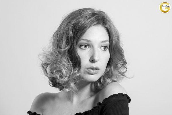 Model Catharina Rueb, Fotograf Fred Geschka
