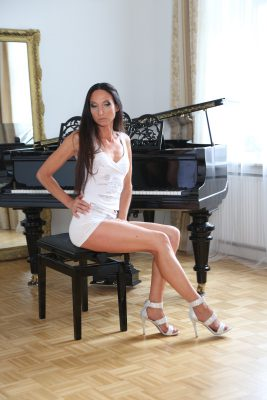 Sedcardfoto Model Manuela Ballauf