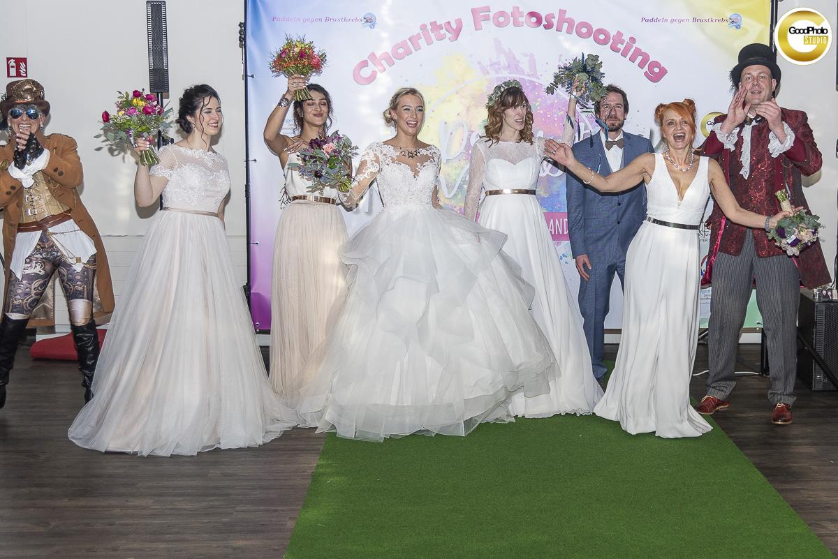 Charity-Fotoshooting bei Regensburger Hochzeitsmesse