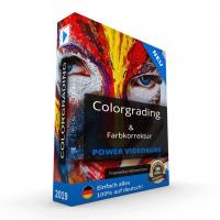 Colorgrading & Farbkorrektur